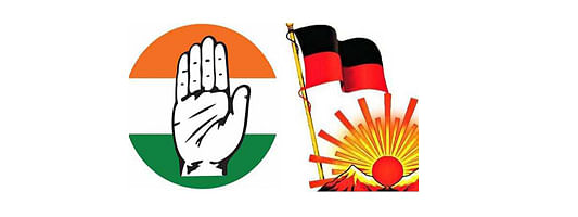 Cong, DMK members walkout over withdrawal of SPG cover of Gandhi family