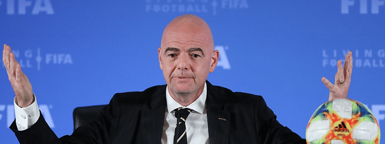 Mixed reactions over postponement of FIFA President's visit
