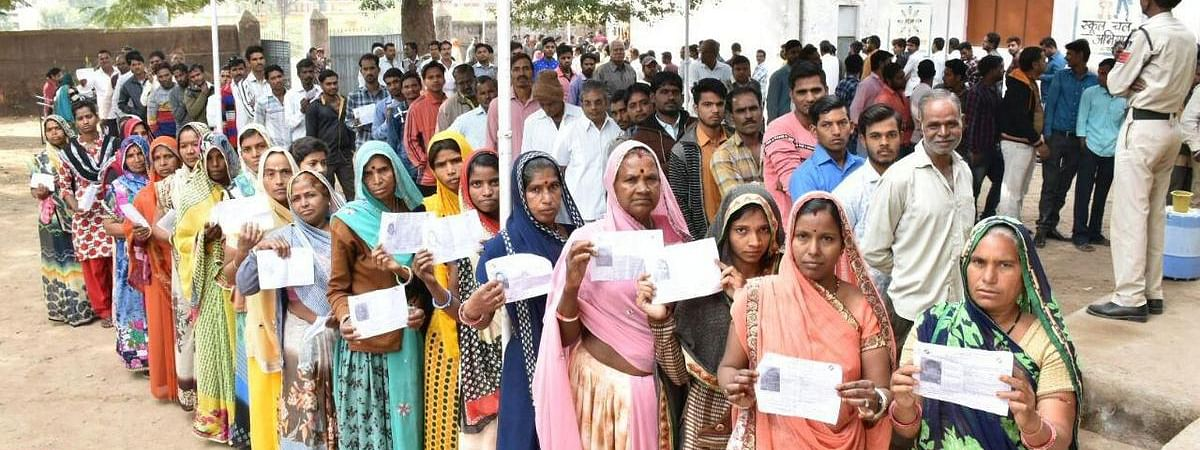 Jharkhand Assembly polls: Voters turnout 21% at 11 am