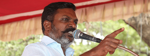 Rajinikanth-Kamal tieup won't benefit people: Thirumavalavan
