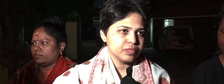 Trupti Desai demands written statement from police over deny of protection