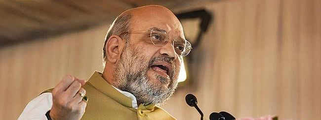 Cong used tribals as vote bank for 70 years: Amit Shah