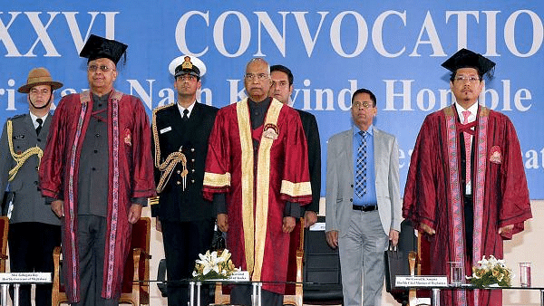 Higher education not available to many people in Country: Kovind