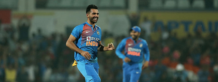 3rd T20I: Chahar's hat-trick power India to series win over Bangladesh