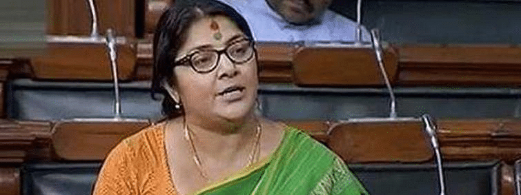 Uproar in LS over death of female teacher in Bengal