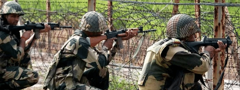 Pakistan violates ceasefire on LoC in Poonch