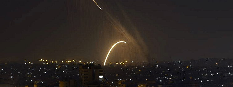Five rockets fired from Gaza into Israel: IDF