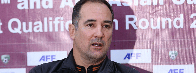 Disappointed by team's performance in WC qualifiers, says Coach Stimac
