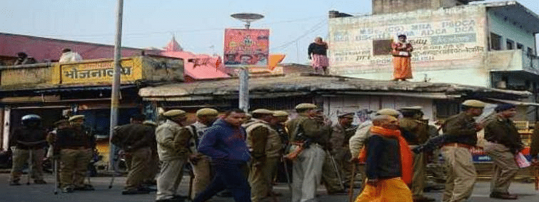 Ayodhya judgment day: Eerie silence prevails in UP