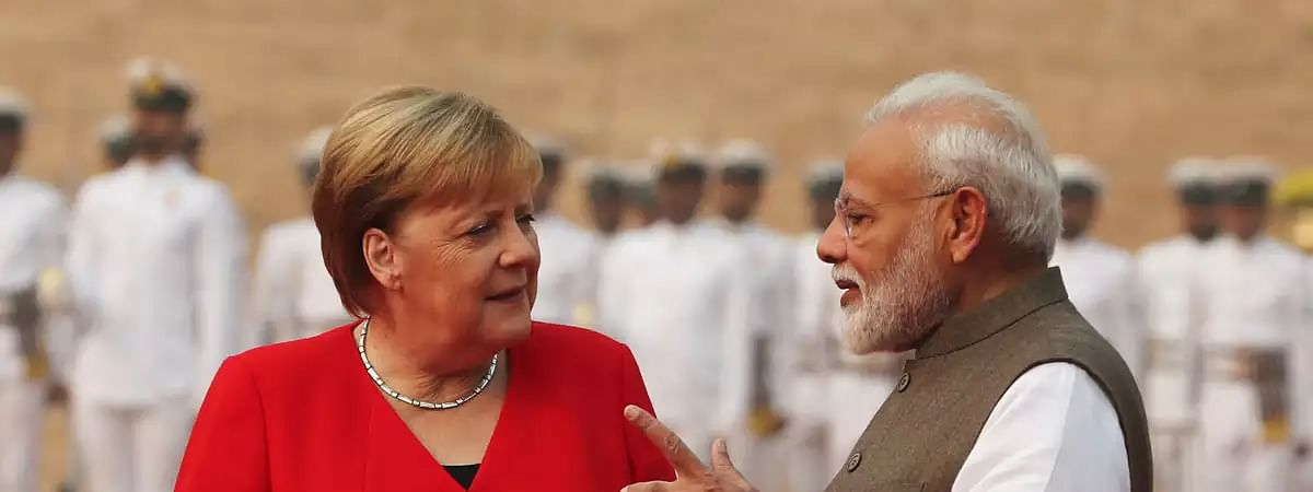 India & Germany ink 17 MoUs including on higher ed, railways and football