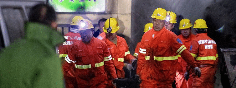 China: 15 killed, 9 injured in coal mine gas explosion