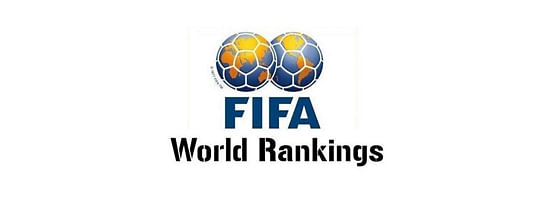 China down to 75th in FIFA rankings