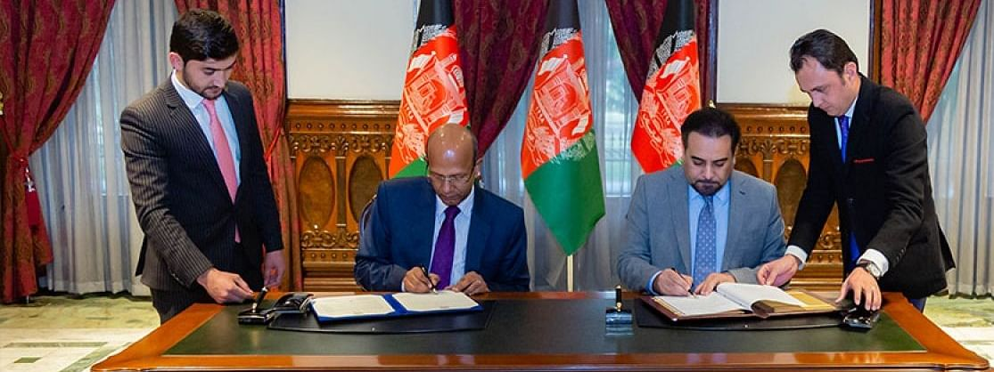 India, Afghanistan sign extradition treaty