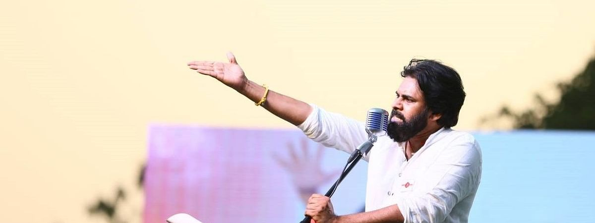 YSRCP govt totally failed to protect people's welfare :Pawan