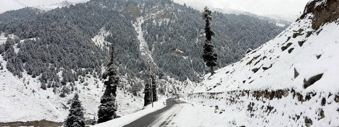 Snowfall cuts off Keran, Karnah, Machil, Gurez again