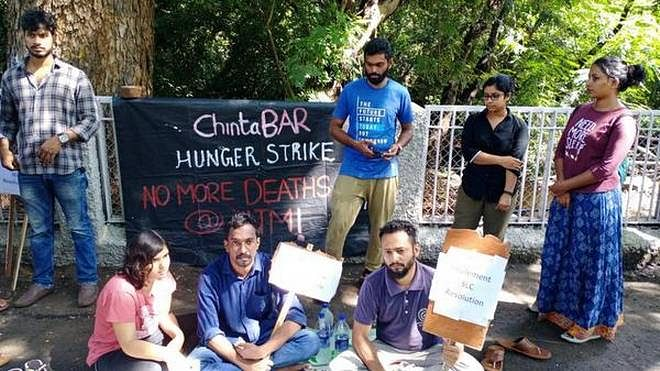 Students call off hunger strike as IIT Madras relents to 2 demands