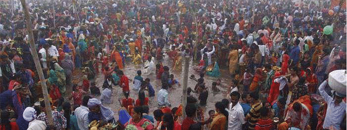 15 killed injured in separate incidents during Chhath festival in Bihar