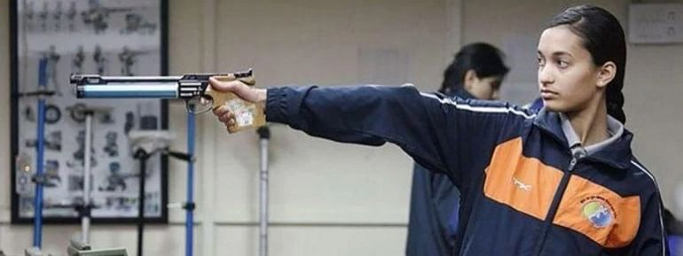 Asian Shooting: Chinki Yadav enters final, secures India's 11th Olympic quota