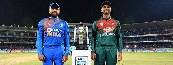 3rd T20I: Bangladesh win toss, opt to bowl against India
