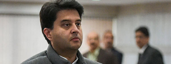 Jyotiraditya Scindia drops Congress links from Twitter Bio