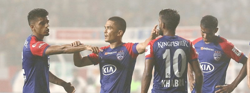 Defending champions Bengaluru FC yet to find their feet in front of goal