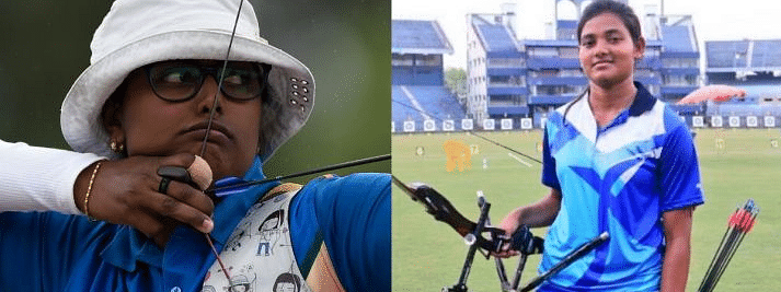 Deepika, Ankita fetch gold and silver at Asian Archery