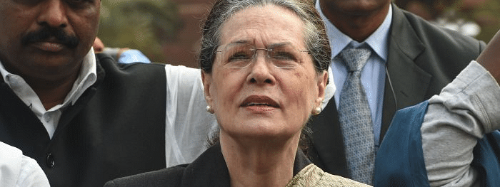Sena, NCP & Cong united to defeat BJP's manipulations in Mah: Sonia