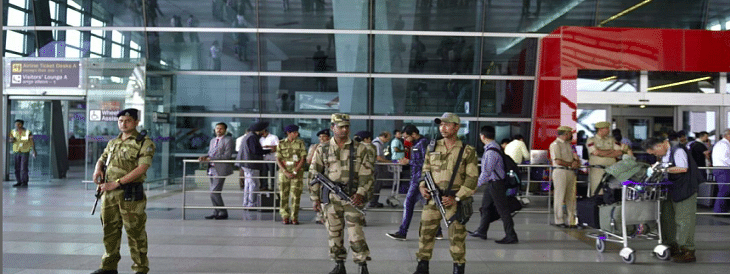 CISF confirms traces of explosives in bag found at IGI airport
