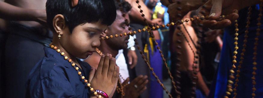 SC asks Kerala Govt to come up with exclusive law to administer Sabarimala