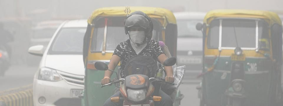 Pollution: Principal Secy asks Cabinet Secy to monitor situation