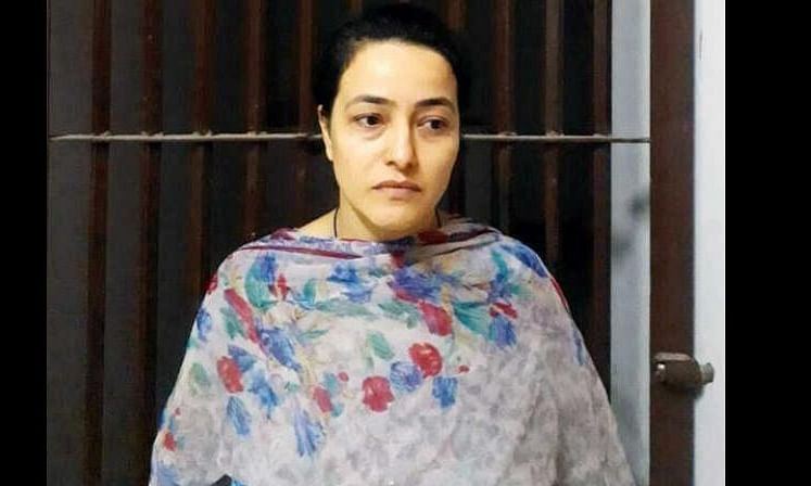Court drops sedition charges against Honeypreet, other Dera followers