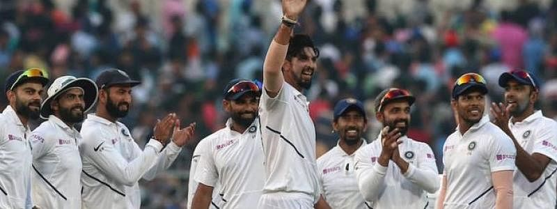 India win by an innings & 46 runs in day-night pink ball Test