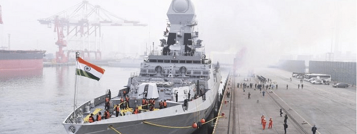Cyclone 'Maha': Indian Navy prepared for relief ops