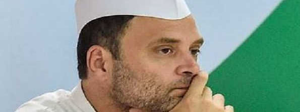 Govt hiding its NSO survey on consumer expenditure, alleges Rahul