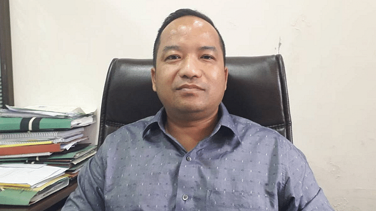 Lyngdoh appointed as acting president of PDF