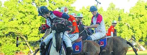 Manipur, USA win in Manipur Polo international