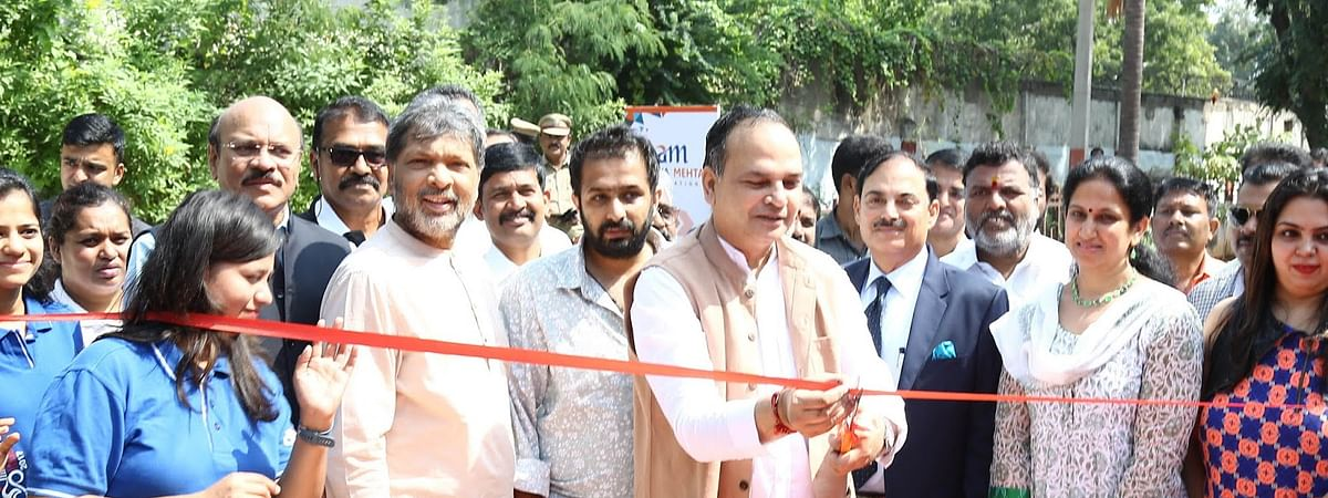 AMF launches Infinity Para-Sports Academy in Hyderabad
