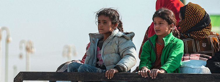 UNICEF asks countries to repatriate children stranded in northeast Syria