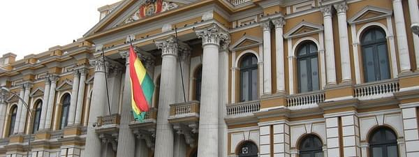 Bolivian Parliament grants 120 days to govt for general elections