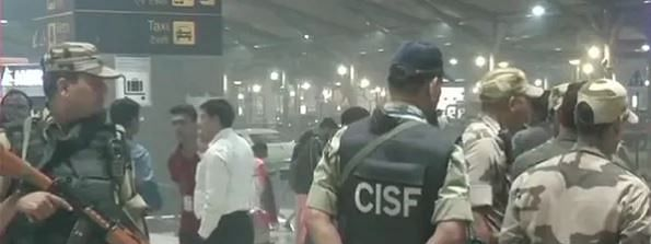 Bag with RDX found at Delhi airport, security beefed up