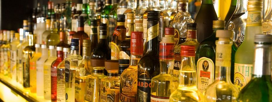 Huge consignment of foreign liquor seized in 'dry' Bihar