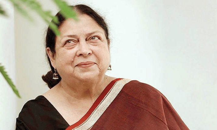Nasira Sharma to receive 'Vyas Samman 2019'