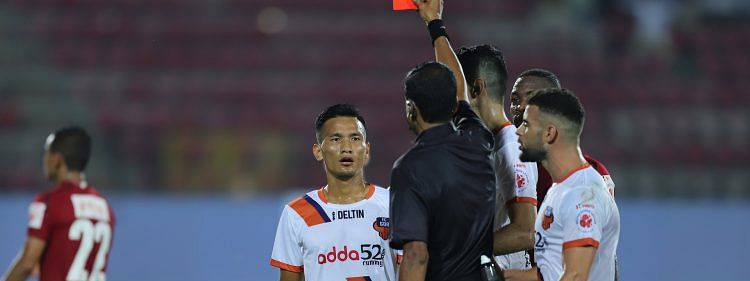 AIFF suspends three players for NEUFCG game on-field incident