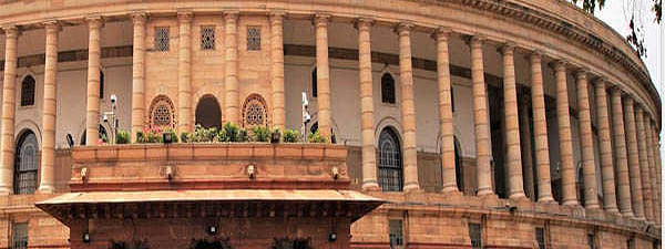 Lok Sabha adjourned for the day; 4 Bills introduced