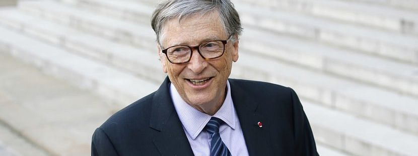 Bill Gates meets Modi, praises him
