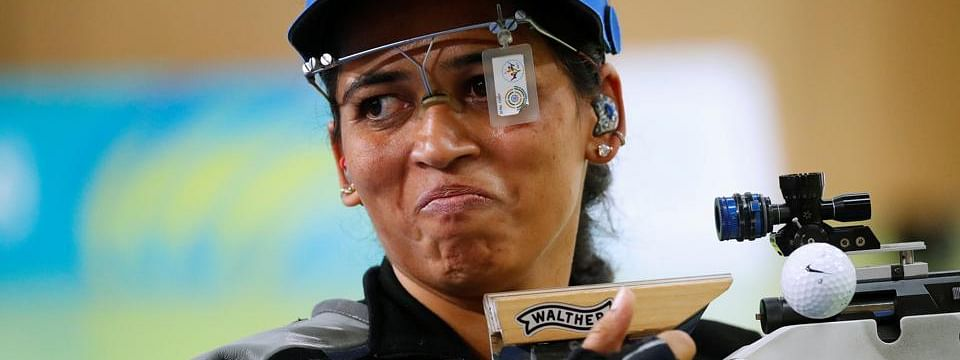 Asian Shooting C'ship: Tejaswini secures India's 12th Olympic quota