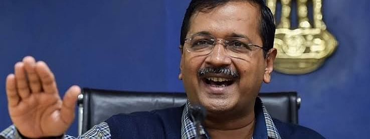 Kejriwal makes 'Rs. 191-Crore Plane' jibe at Gujarat CM