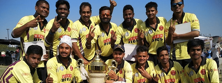 5th Divyang Cricket League: Team Silent Heroes lifts trophy