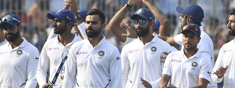 ICC World Test standings: India on top with 360 points