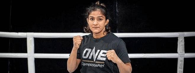 I'm coming for the One Championship World Title: Ritu Phogat